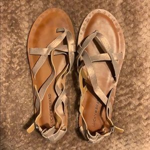 Lucky Brand Ainsley Sandals